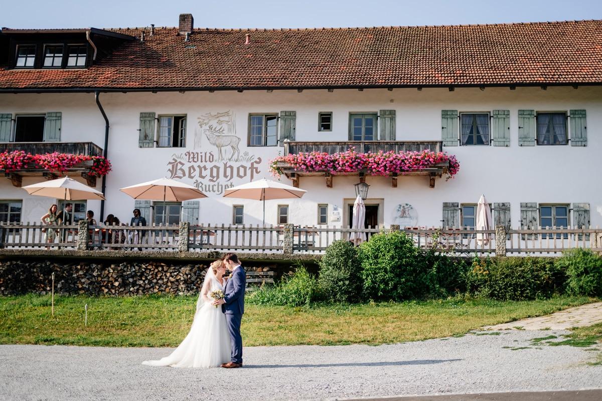Wild Berghof Buchet