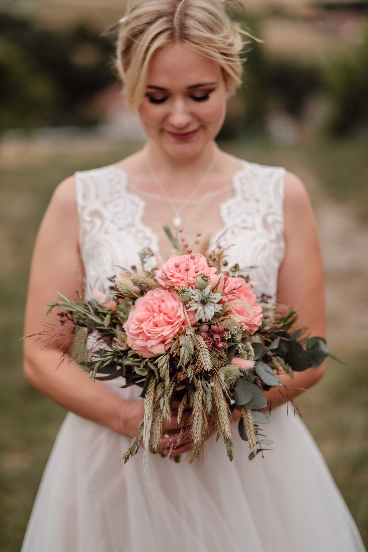 Brautstrauß von Nadia Summa