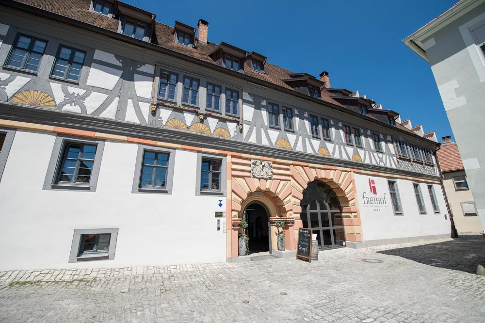 Hotel freihof Prichsenstadt