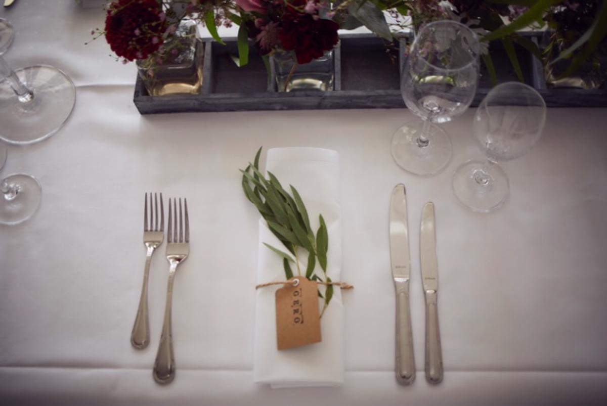 stilvolle Hochzeitsdeko im Herbst
