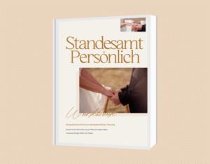 Workbook für die Gestaltung einer persönlichen standesamtlichen Trauung