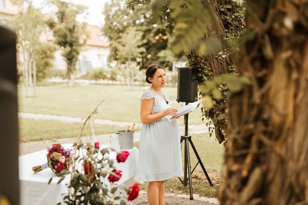 Ausbildung für Hochzeitsredner